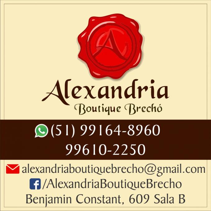 4de10677249 Resultados para  rea de atua  o  Bolsas. Alexandria Boutique Brechó